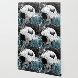 Modern soccer version 1 Wallpaper