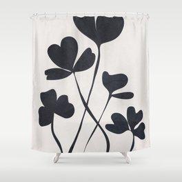 Clover Line Shower Curtain