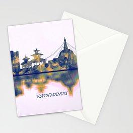 Kathmandu Skyline Stationery Cards