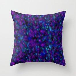 crazed colors 1 Throw Pillow
