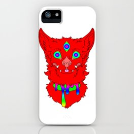 Toxicity iPhone Case