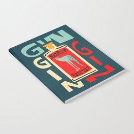 Gin Gin Gin Notebook