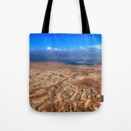 The Dead Sea Series #2  Tote Bag