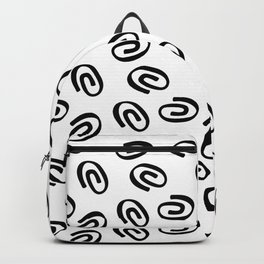 Paper clips Backpack