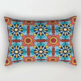 Morocco Mosaic Rectangular Pillow