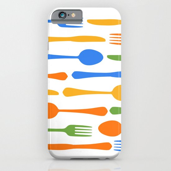 Kitchen Traffic iPhone & iPod Case