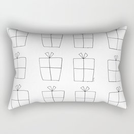 You Are In This World So Let's Celebrate Everyday Rectangular Pillow