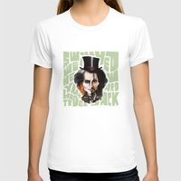 johnny depp T-shirts featuring Johnny Depp by Owen Ballesteros