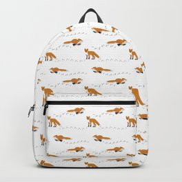 Fox Tracks Backpack
