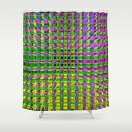 Extruded Shower Curtain