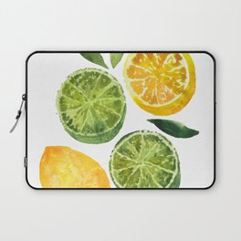 Lemons & Limes Laptop Sleeve