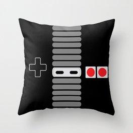 NES Throw Pillow