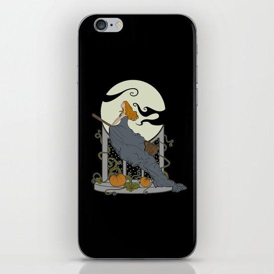 Halloween Nouveau iPhone & iPod Skin