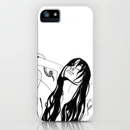 La Mojada iPhone Case