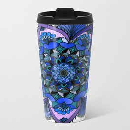 Violetta Metal Travel Mug