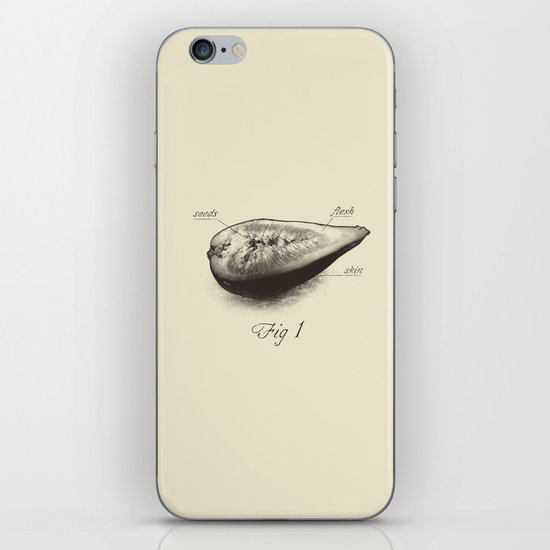 Fig 1 iPhone & iPod Skin