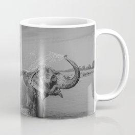Nepali elephant Coffee Mug