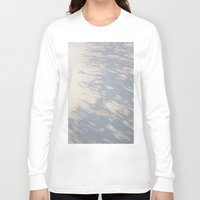 shadow Long Sleeve T-shirts featuring Shadow by Rose Etiennette