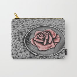 The rose beneith my feet Carry-All Pouch