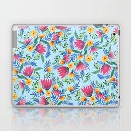 Sarah Jager Blooms Laptop & iPad Skin