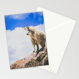 Goat Series, IV Stationery Cards