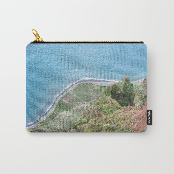 Landscape Madeira Portugal Carry-All Pouch
