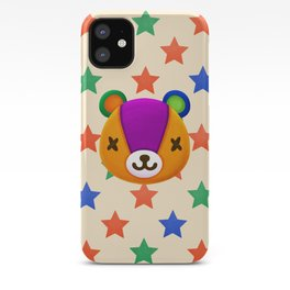 Stitches Animal Crossing iPhone Case