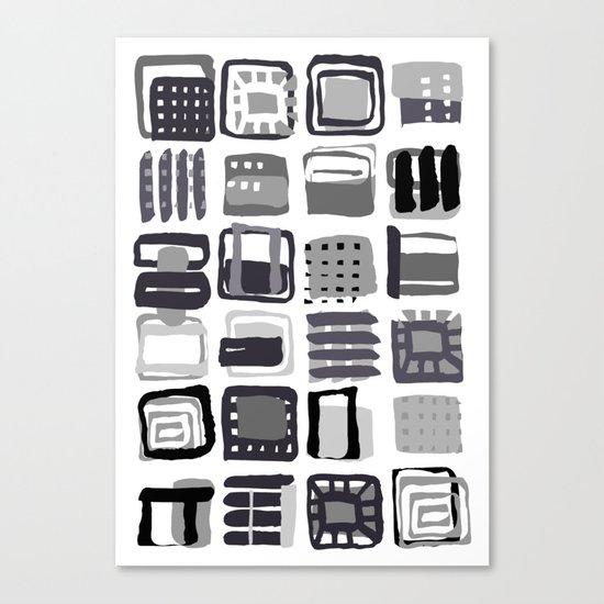 pattern 21 Canvas Print