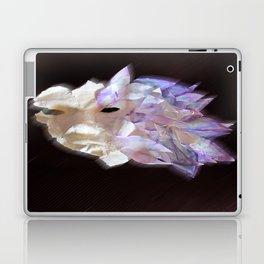 Purple Flame Laptop & iPad Skin