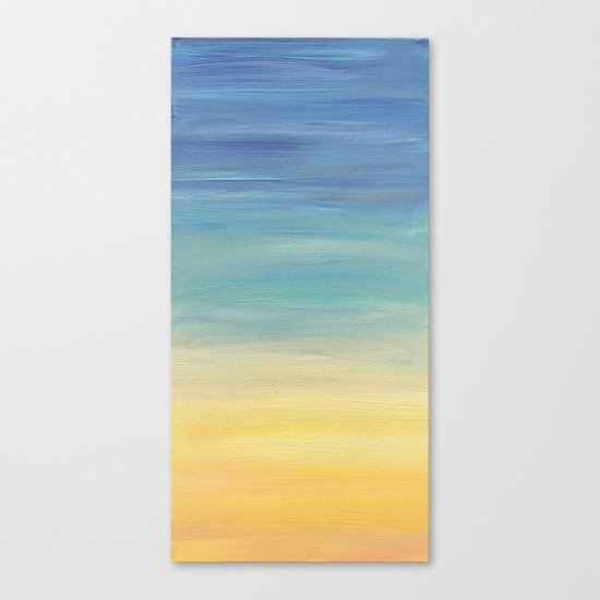 Desert Sunset collection 2 Canvas Print