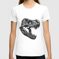 t rex T-shirts featuring T Rex by Sascha Selli