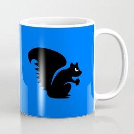 Angry Animals: Squirrel Coffee Mug