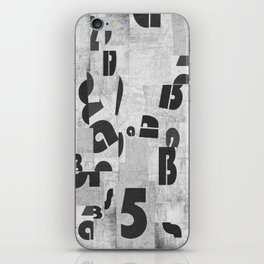 Abstract pattern 51 iPhone Skin