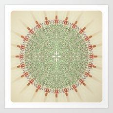 Metacognition.  Art Print