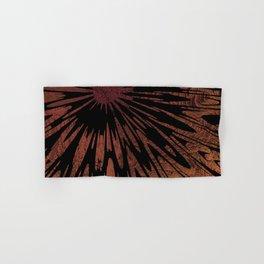 Native Tapestry in Burnt Umber Hand & Bath Towel