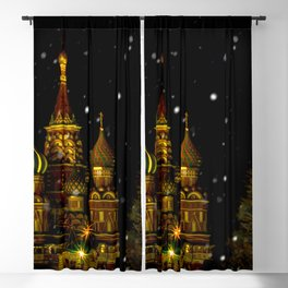 Moscow Night Blackout Curtain