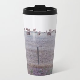Sheep Valley Travel Mug