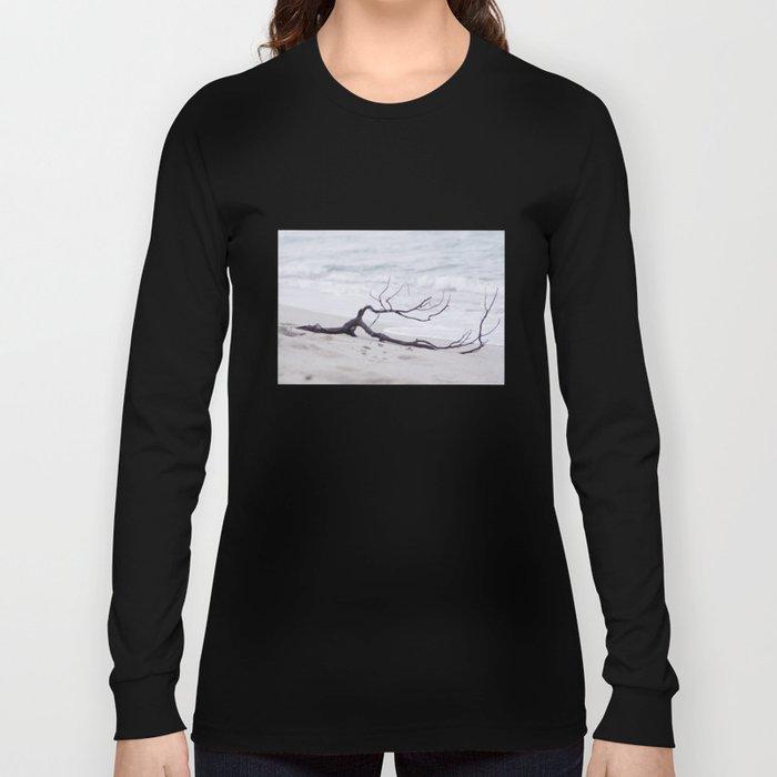 Flotsam on the sea Long Sleeve T-shirt