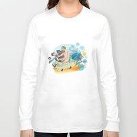 breaking bad Long Sleeve T-shirts featuring Breaking Bad by breakfastjones