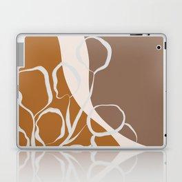 Organic Shapes & Plants Laptop & iPad Skin