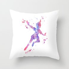 Peter Pan Disneys Throw Pillow