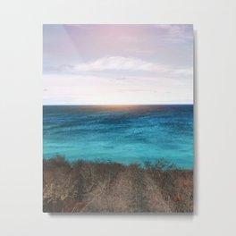 Minimal Landscape 1 Metal Print