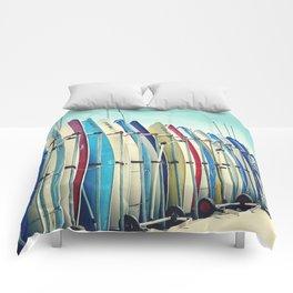 California surfboards Comforters