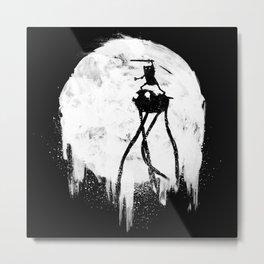 Midnight Adventure Metal Print