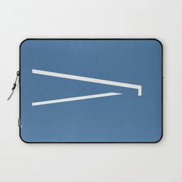The Letter V Laptop Sleeve