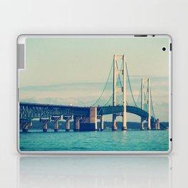 Mackinac Bridge Laptop & iPad Skin