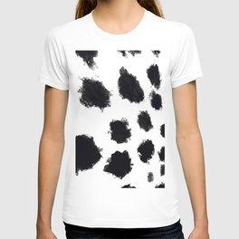 cowhide T-shirt