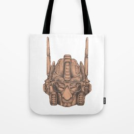Robots in Disguise: Optimus Tote Bag