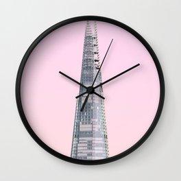 Renzo Piano | Shard London Bridge Wall Clock