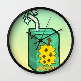 Indirect Kiss Wall Clock